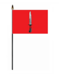Infantry Corps Hand Flag - Small.